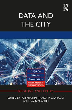 Book chapter – A city is not a galaxy: Understanding the city through urban data