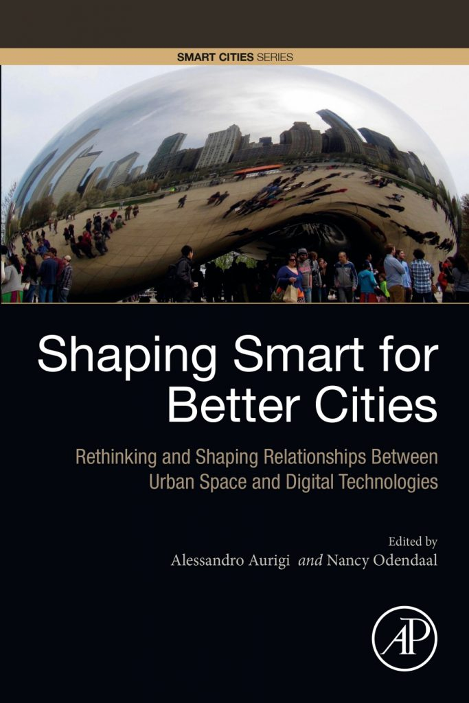 Book chapter on Responsive public spaces